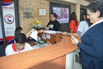 Central prioriza la salud con reapertura de dos centros médicos de diagnóstico » Ñanduti