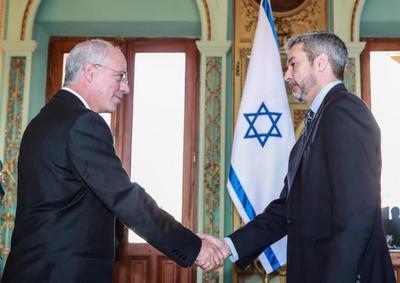 Israel reanuda relaciones diplomáticas con el Paraguay