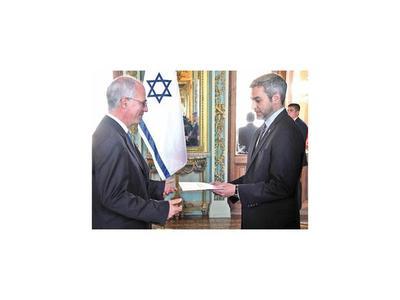 Israel sorprende con acercamiento tras romper con Paraguay