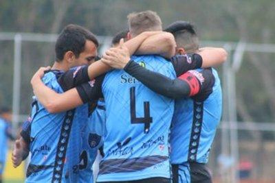 Copa Paraguay: Atyra pasa a los octavos de final tras derrotar en ronda de penaltis a Iteño