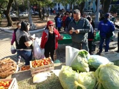 Continúa la oferta de productos frutihortícolas