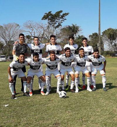 Olimpia, Libertad y Guaraní tomaron la posta de la Sub 18
