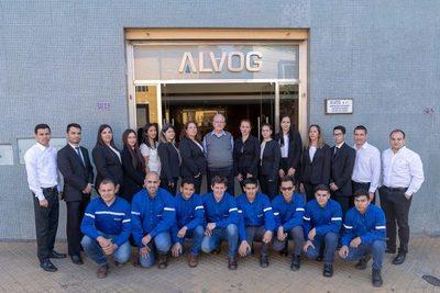 ALVOG celebra 40 años siendo referente en innovación