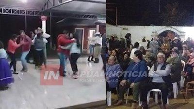 CNEL. BOGADO: PRIMER CONCURSO DE POLCA Y CHAMAME ES UN ÉXITO TOTAL