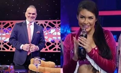Laurys Diva prefiere a Calderini como jurado del baila