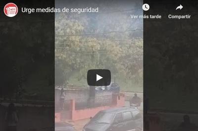 Capilla del Monte: Urge medidas de prevención de accidentes