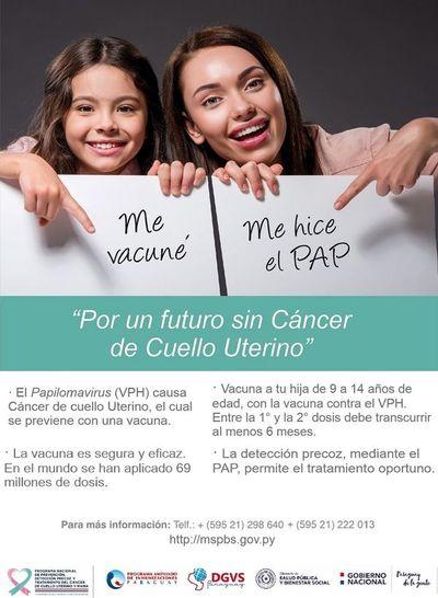 Salud presentará estrategia para prevenir sobre el cáncer de cuello uterino