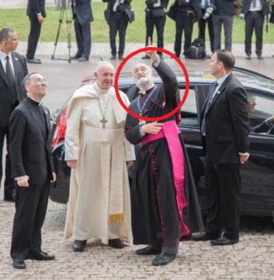 Papa Francisco nombra cardenal al español nacionalizado paraguayo