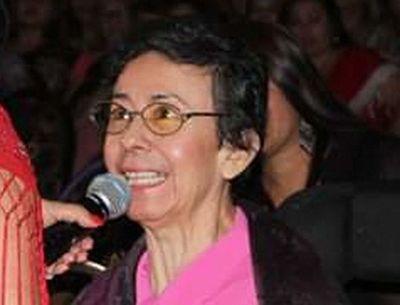 Falleció ayer la cantante Fanny