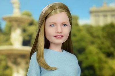 Leonor ya tiene su muñeca