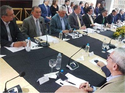 Comisión Asesora para Itaipú inició sesiones con varias dudas y ausencias