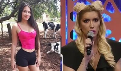 Carmiña Masi Propuso Un Castigo Para Público De Laurys Diva: 'Que No Vuelvan Por Lo Menos En Un Ritmo'