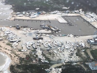 Aumenta cifra de muertes en Bahamas por paso de Dorian