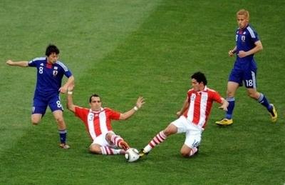 HOY / Paraguay ante Japón, en la historia