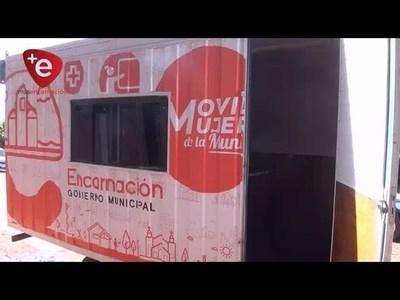 MUNICIPIO LANZA ''MÓVIL MUJER DE LA MUNI'' PLAN DE SALUD PARA ATENCIÓN INTEGRAL EN BARRIOS