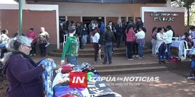 ASISTENCIA A MUJERES DE BARRIOS PERIFÉRICOS DE ENCARNACIÓN
