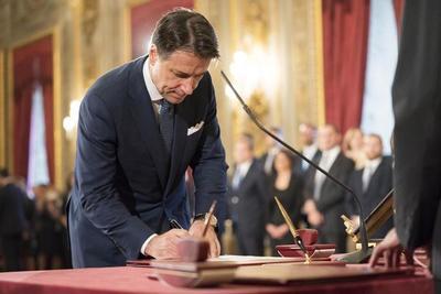 Italia: Giuseppe Conte volvió a formar un nuevo gobierno de coalición