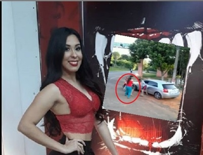 """Rosy Alderete reveló que ella fue la chica del video """"mi papá ko es"""""""