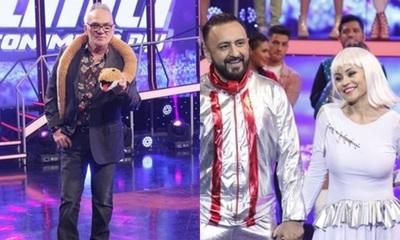 Luis Calderini cree que el churero es el mejor del Baila