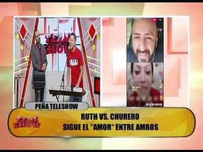 Pianito le canta a Ruth Alcaráz y El Churero