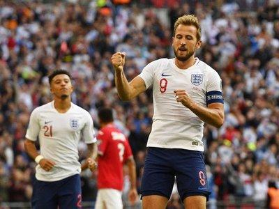 Kane mantiene el liderato inglés a costa de la débil Bulgaria