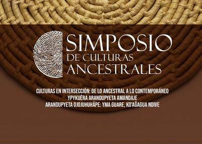 Habilitan inscripción para Simposio de Culturas Ancestrales a realizarse desde este miércoles