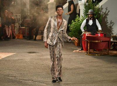 Pyer Moss, en la cima de la Semana de la Moda en Nueva York