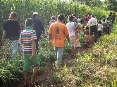 Versión de Itaipú no coincide con el relato de indígenas sobre destierro