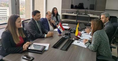 Apuestan a mayor integración entre Mercosur y Colombia