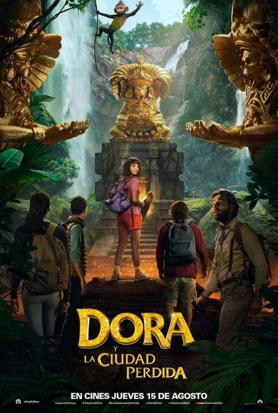 Dora y la Ciudad Perdida (2D)