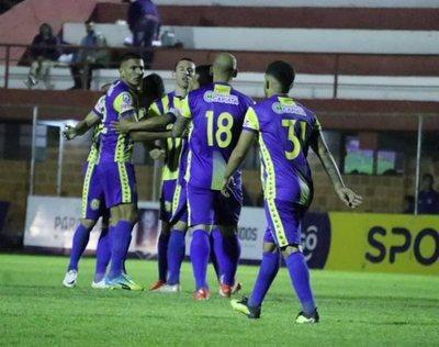Capiatá se anota en cuartos de la Copa Paraguay