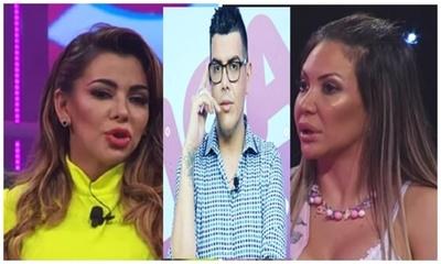 Rubén Paris responsabiliza a Marly Figueredo por la eliminación de Ruth Alcaraz