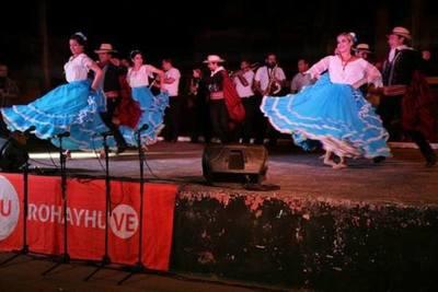 Rohayhuve che barrio y CalleCultura se unen este sábado