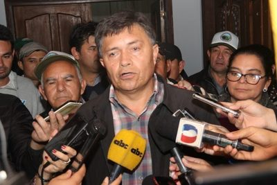 Campesinos exigen cumplimiento del acuerdo al Gobierno y se pronunciarán sobre nombramiento de Friedmann