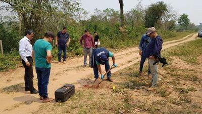 Confirman asesinato de dos personas en Horqueta
