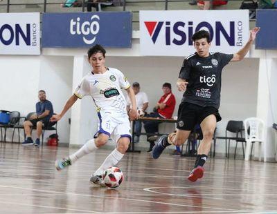 Sport Colonial y Cerro Porteño, a la final