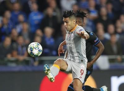 El Galatasaray de Falcao rescata un punto de visitante