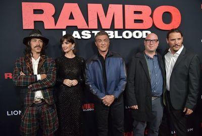 """""""Rambo"""", """"Downton Abbey"""" y """"Ad Astra"""", cintas para todos los gustos en EE.UU."""