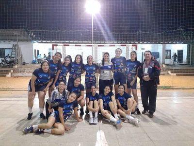 Selecciones itaugueñas clasifican al Nacional B de Handball