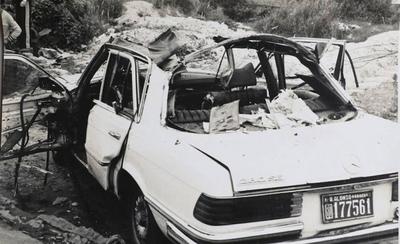 HOY / Somoza: El atentado que hirió el orgullo estronista