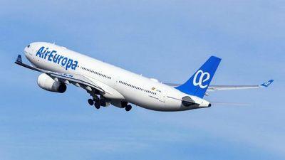 Air Europa es la primera aerolínea con vuelos directos desde Europa a Puerto Iguazú