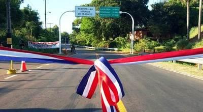 Habilitan pavimentación del tramo Itá-Nueva Italia