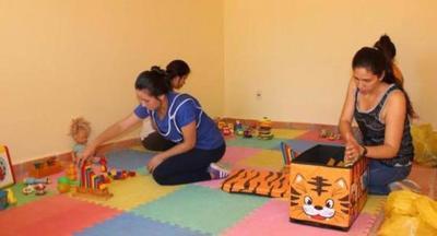 Barrio San Francisco contará con espacio de desarrollo infantil