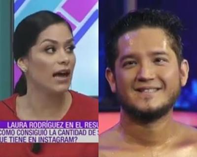 Junior Rodríguez le pidió a Fabi Martínez que no se desubique