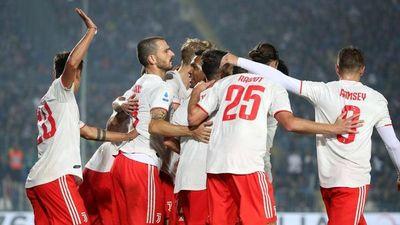 Juventus, sin Cristiano, remonta al Brescia