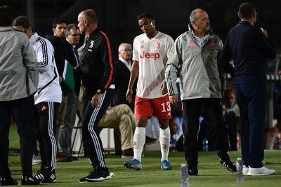Juventus pierde a Danilo y De Sciglio
