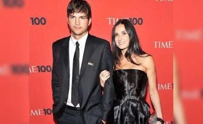 HOY / Demi Moore revela aborto y fantasías sexuales e infidelidades de Ashton Kutcher