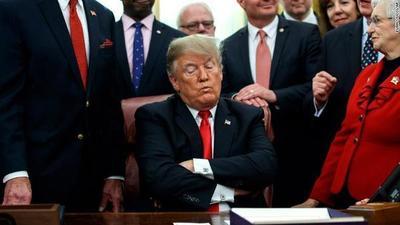 Juicio político a Trump: Ya son mayoría en la Cámara de Representantes