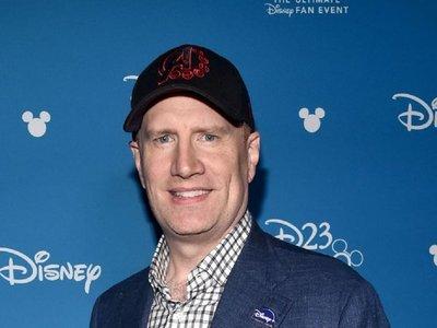Kevin Feige, presidente de Marvel, trabaja en un filme de Star Wars