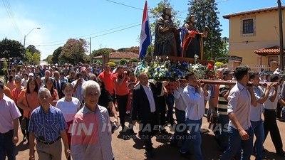 SAN COSME Y DAMIÁN: LA COMUNIDAD FESTEJÓ A SUS SANTOS PATRONOS